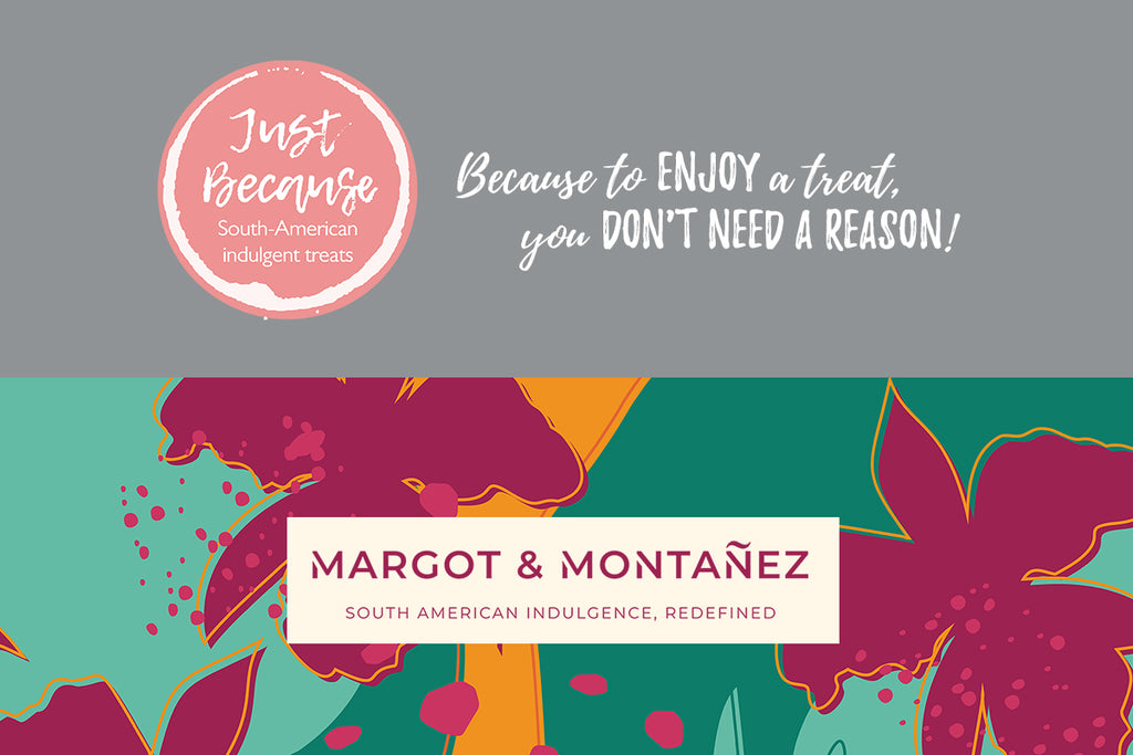 The Journey from Just Because Treats to Margot & Montañez