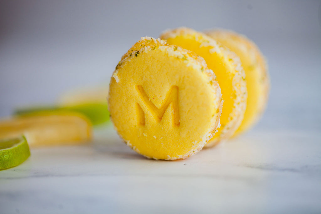 Lemon & Lime Alfajores