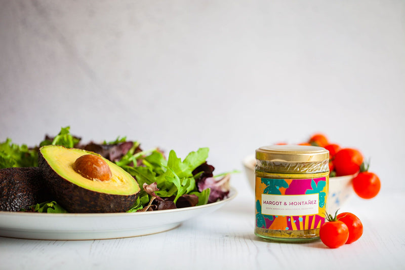 Natural Avocado Sauce by Margot & Montanez