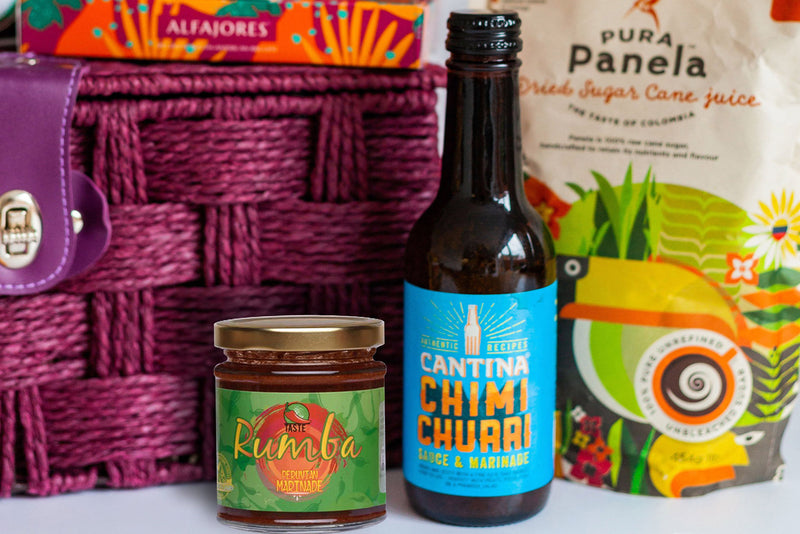Escape to South-America Christmas Hamper