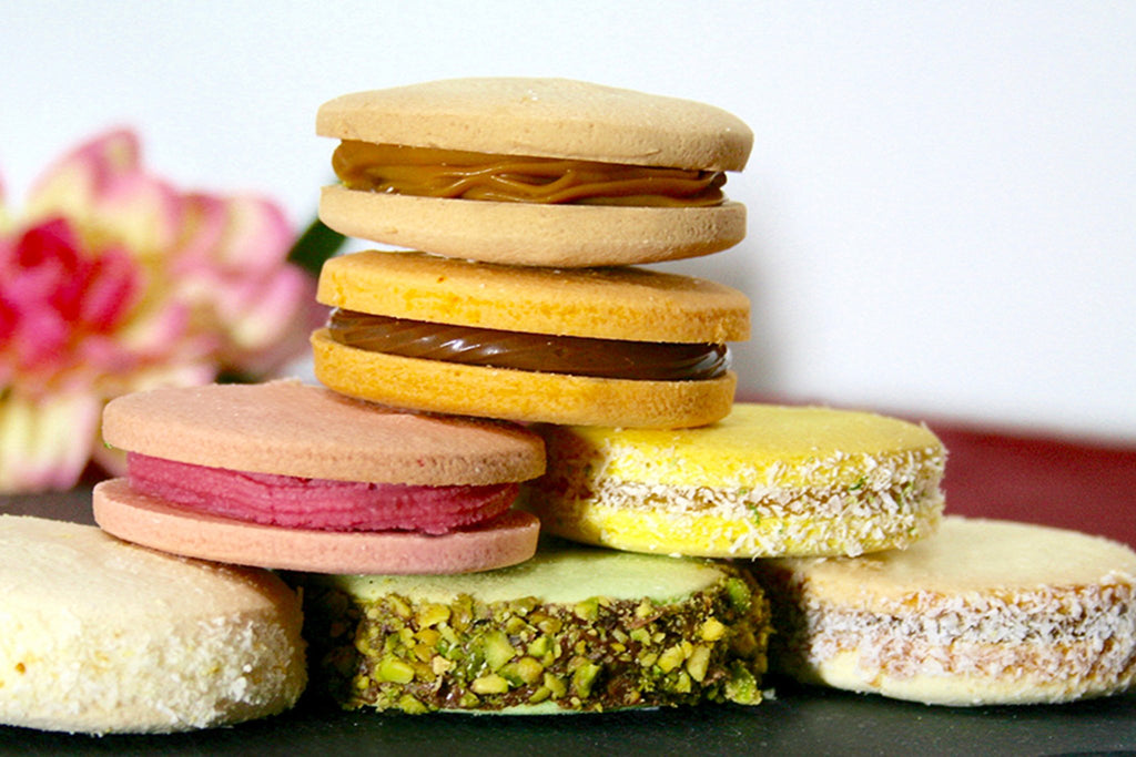 Mix & Match Artisan Alfajores (8 Large Units)