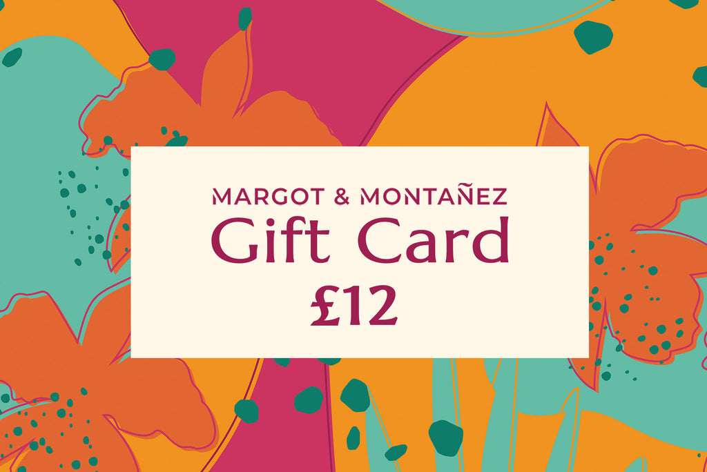 Margot & Montanez Gift Card