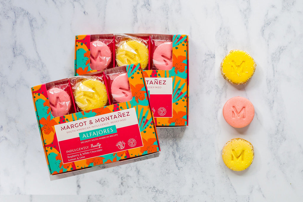 Alfajores Indulgently Fruity (2 Boxes)