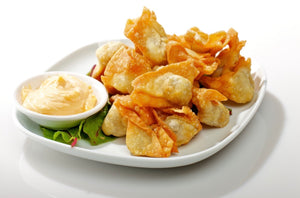 WON TONS FRITS CHAUDS/HOT FRIED WONTONS