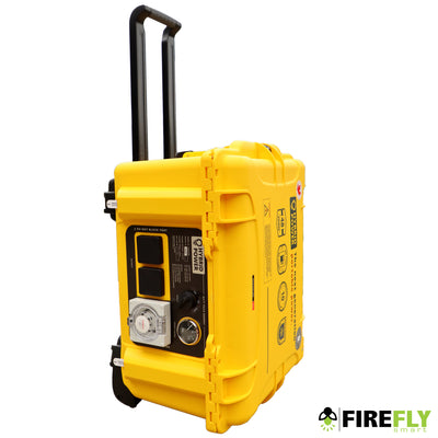 HIRE - BATT PACK ENERGY 'EXTENDED RANGE' 4000 WATTS / 8000 STARTING WATTS