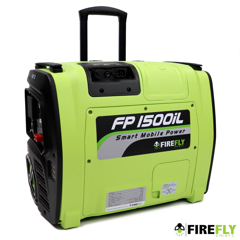 Firefly 1500W / 3000W max LiFePO4 Lithium Mobile Power Station