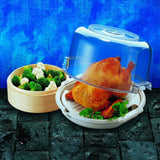 Microwave Steamer for baked potatoes or steamed vegetables