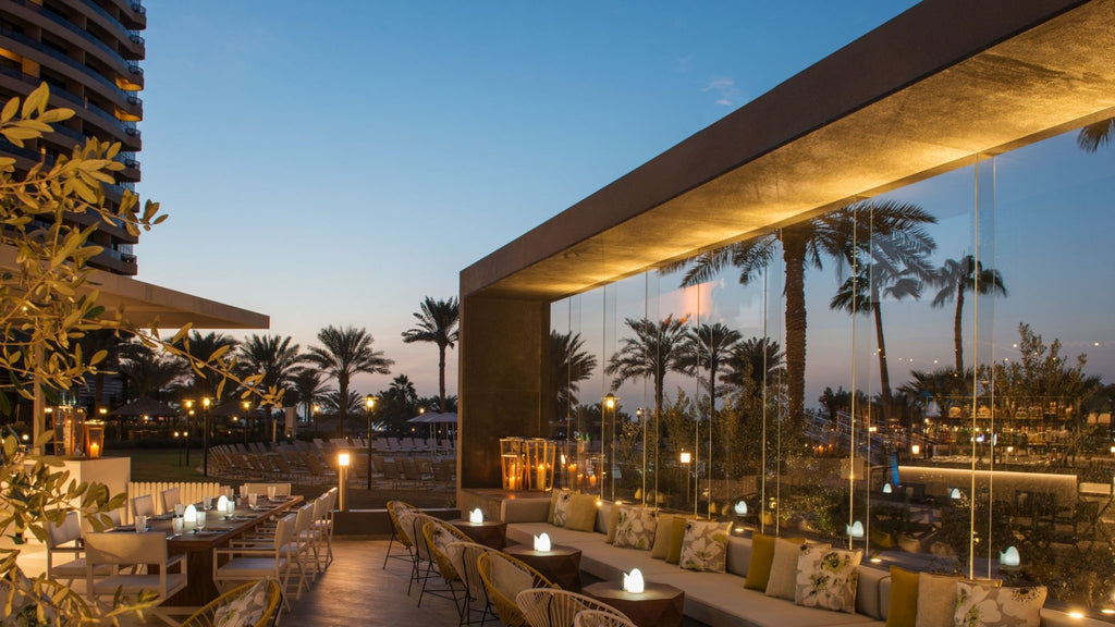Le Royal Meridien Beach Resort - Brasserie 2.0 Dubai