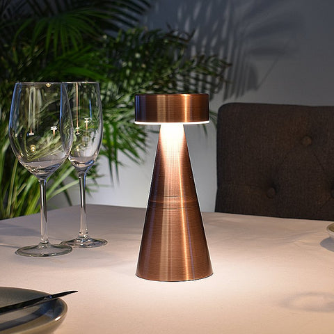 Charm Drum Cordless Lamp-Rechargeable-Battery-Operated-LED-Table-Lamps-Insight Cordless Lighting