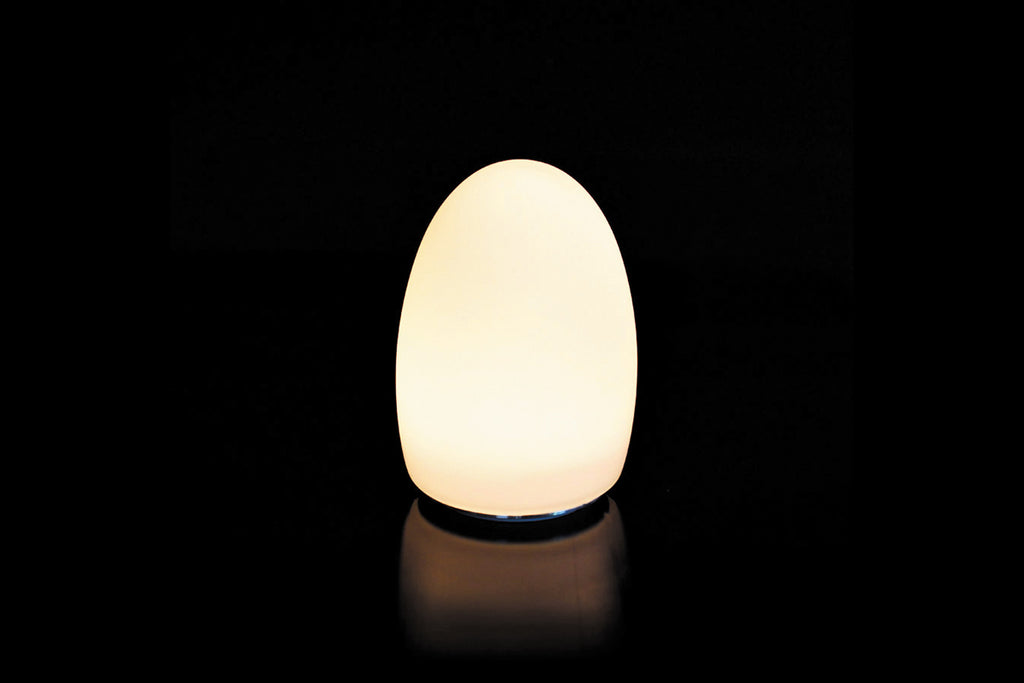 Egg Cordless Lamp-Rechargeable-Battery-Operated-LED-Table-Lamps-Insight Cordless Lighting