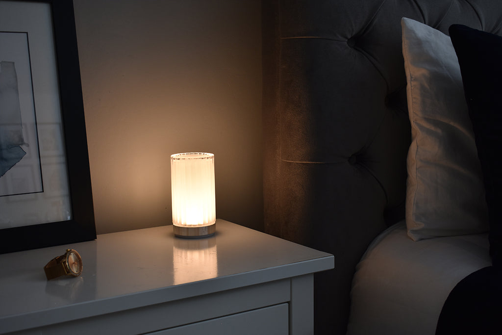 Pillar V1 Cordless Lamp-Rechargeable-Battery-Operated-LED-Table-Lamps-Insight Cordless Lighting