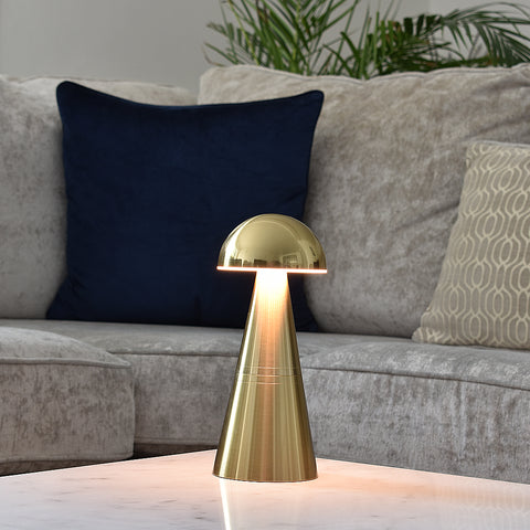 Charm Dome Cordless Lamp-Rechargeable-Battery-Operated-LED-Table-Lamps-Insight Cordless Lighting