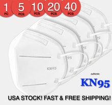 Load image into Gallery viewer, KN95 Respirator Face Masks - Free Shipping!