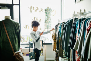 Why shop at a clothing consignment store?