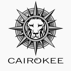 Image of underground music band Cairokee Logo printed on a T-shirt (tee) by Cottonball Egypt