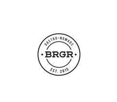 BRGR Food Truck Restaurant in Egypt Logo