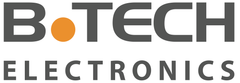B.Tech Electronics Logo print on tshirt by Cottonball Egypt