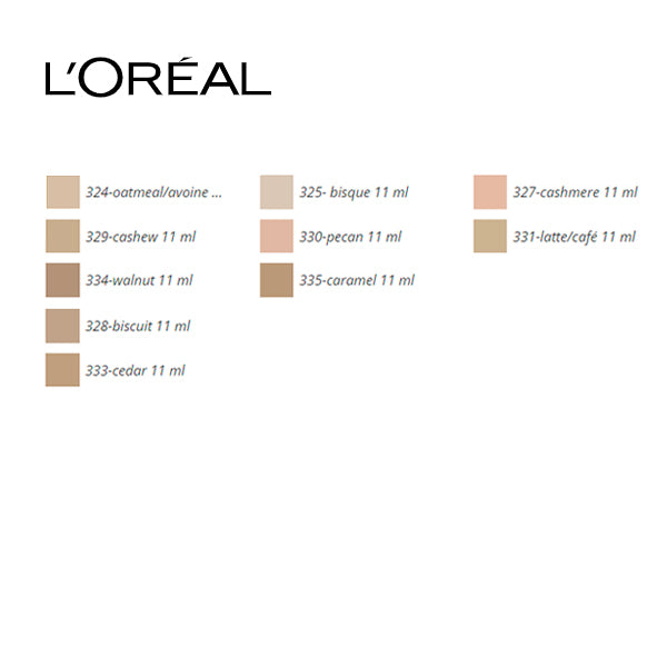 Correcteur facial Infaillible L'Oreal Make Up (11 ml)