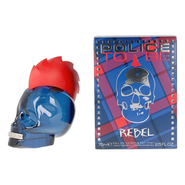 Parfum Homme To Be Rebel Police EDT