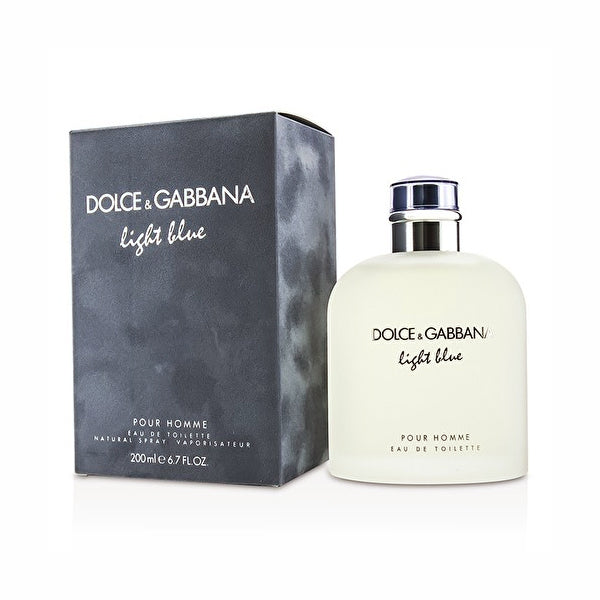 Parfum Homme Light Blue Dolce & Gabbana EDT (200 ml)