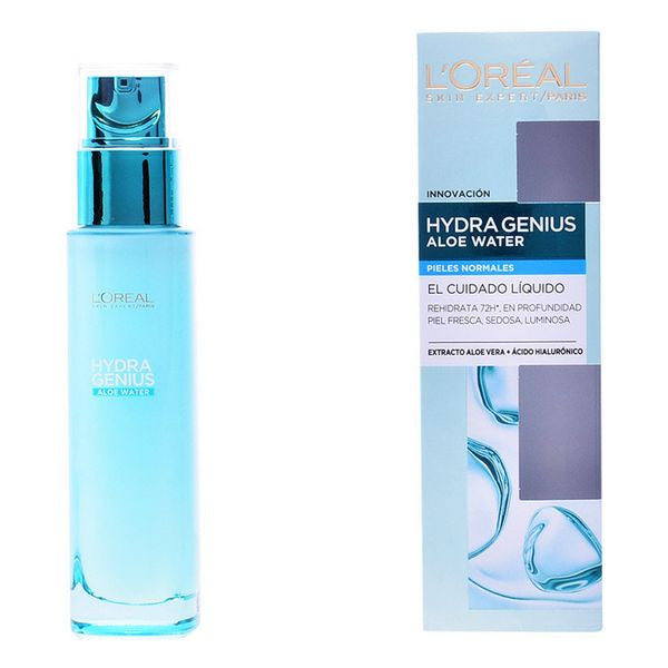 Lotion hydratante et revitalisante Hydra Genius Aloe Water L'Oreal Make Up