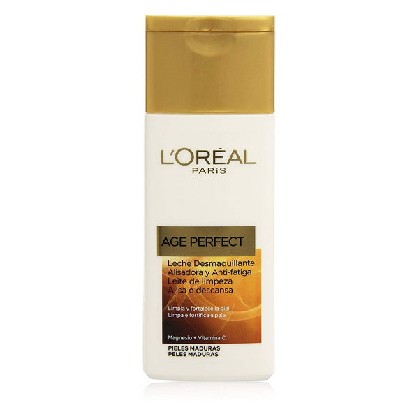 Lait démaquillant Age Perfect L'Oreal Make Up