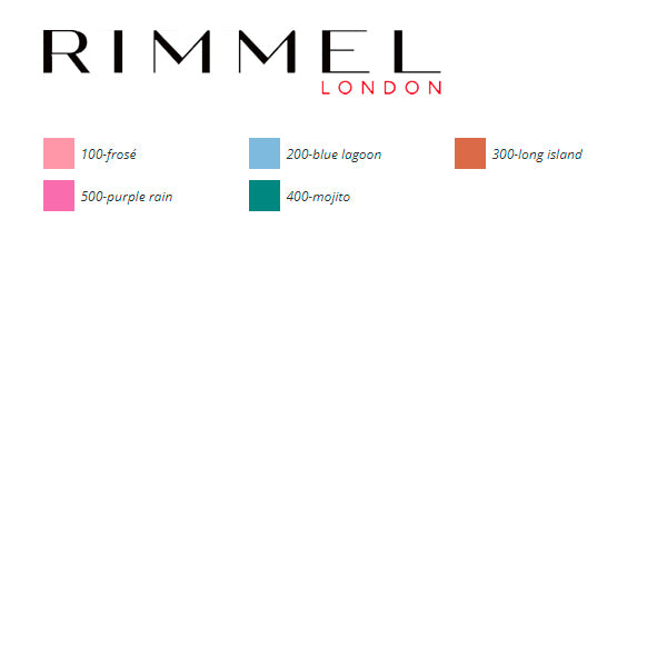 Éclaircissant Jelly Toppers Rimmel London (11 ml)