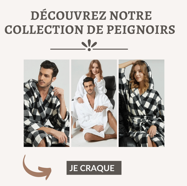 collection peignoirs