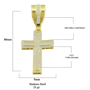 PHENOMENAL CROSS PENDANT | 9211772