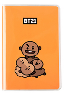 BT21 POCKET NOTE-SHOOKY
