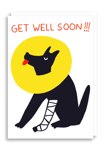 Everyday Card - Get Well Soon!