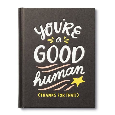 ...Book - You're A Good Human