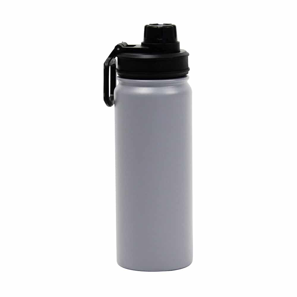 WATERMATE STAINLESS-GREY LIGHT 550ML