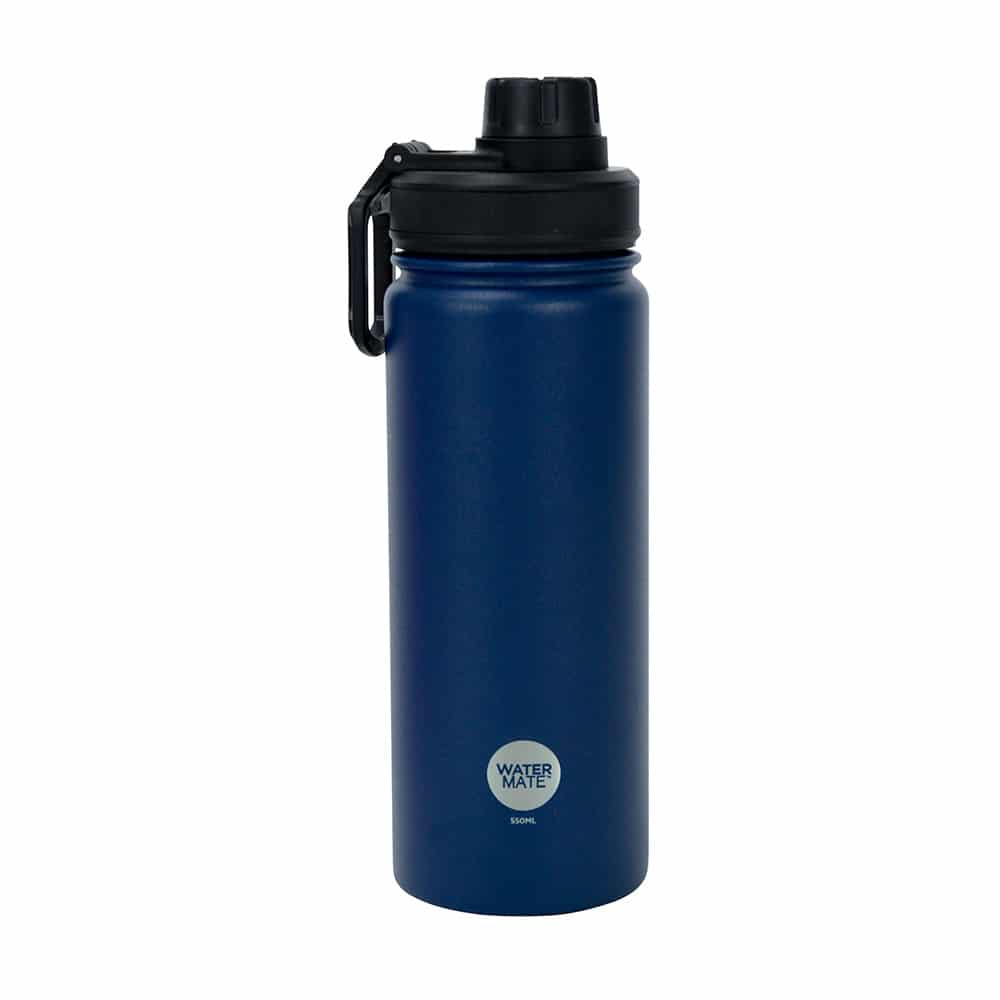 WATERMATE STAINLESS 550ML - NAVY