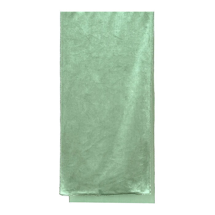 FTLXTM LUXE VELVET TABLE RUNNER 200CM MINT
