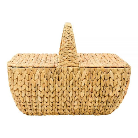 102BAH WATER HYACINTH - PICNIC BASKET