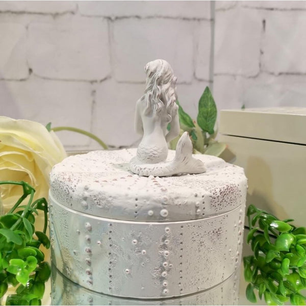 MERMAID BOX (IVORY)