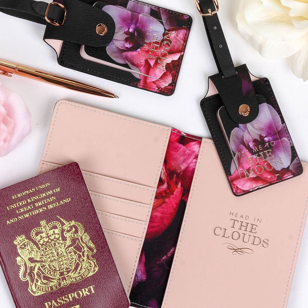 TED 398 TRAVEL DOCUMENT HOLDER