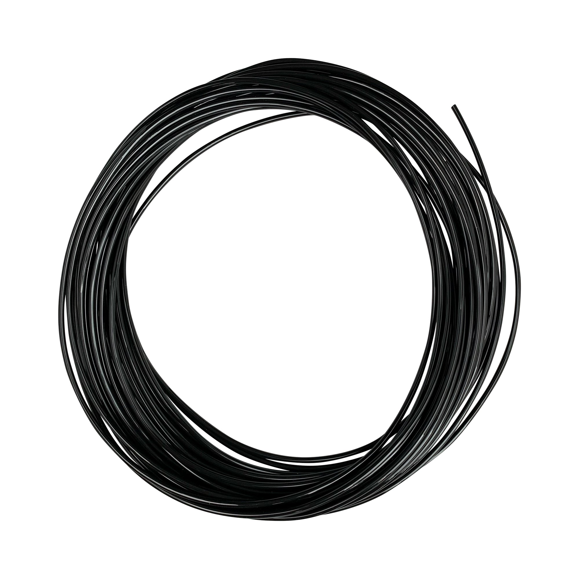 Plastic tubing compatible for air