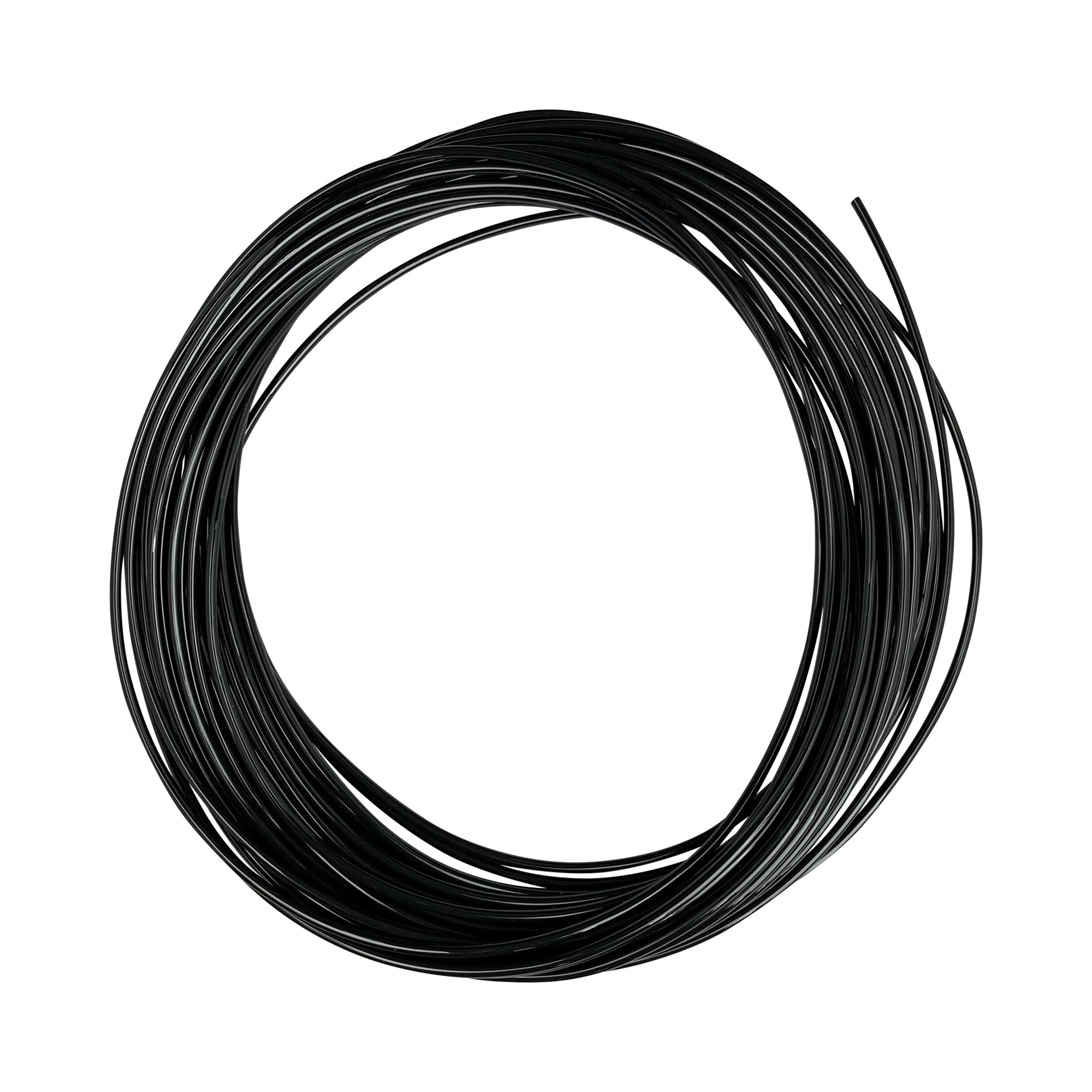Black tubing compatible for air