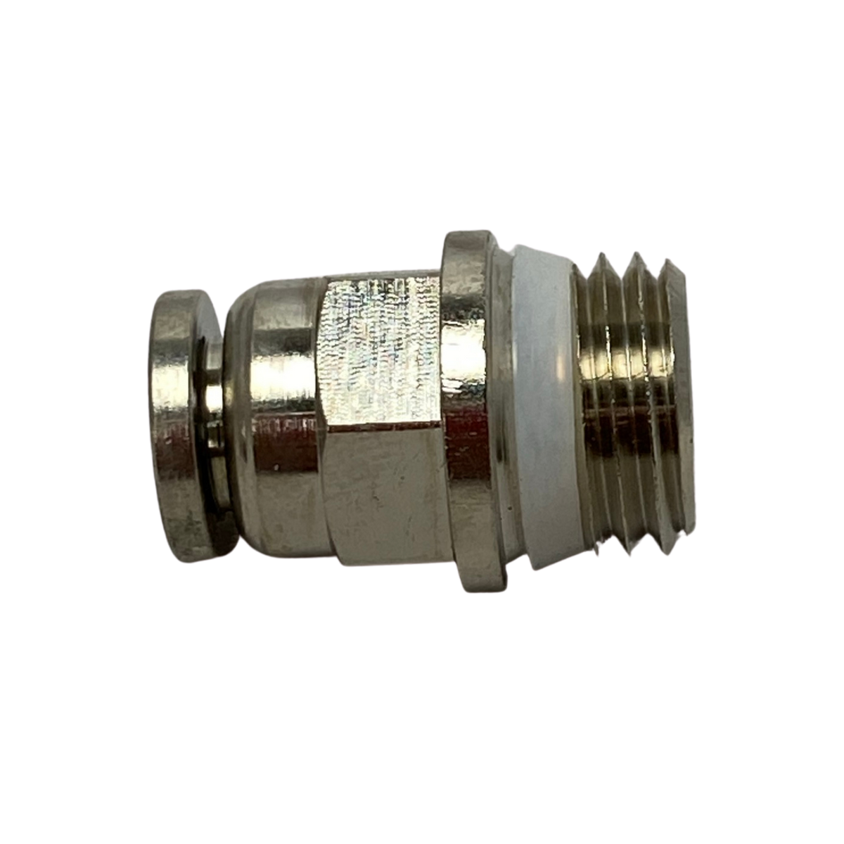 "Numatics | Male connector 1/4"" thread 6mm tube 