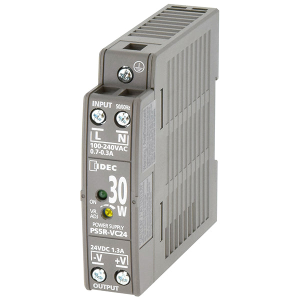 IDEC | Power Supply 30W 12VDC Din | PS5R-VC12