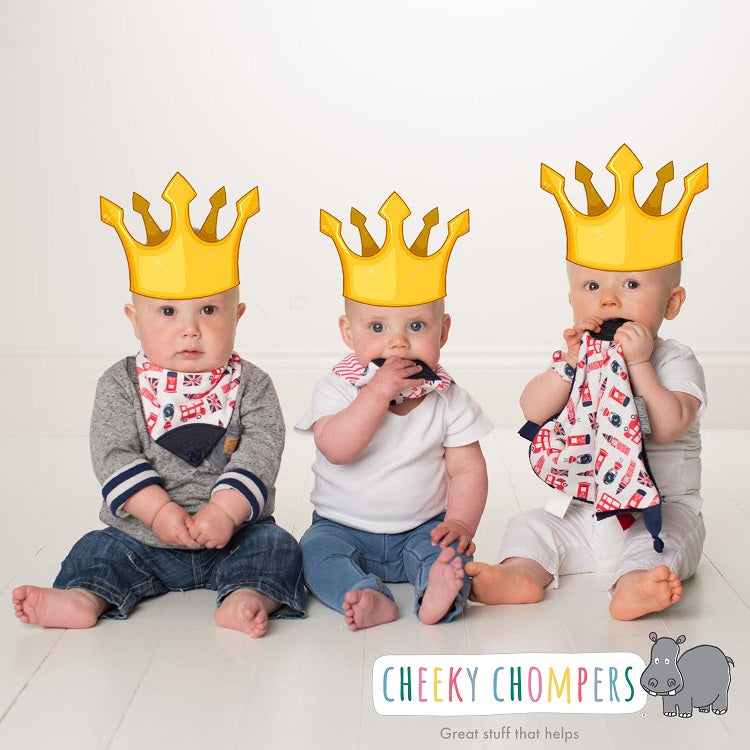A royally momentous week for Cheeky Chompers!