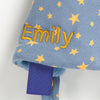 Baby Travel Blanket Gift Set - Midnight Stars