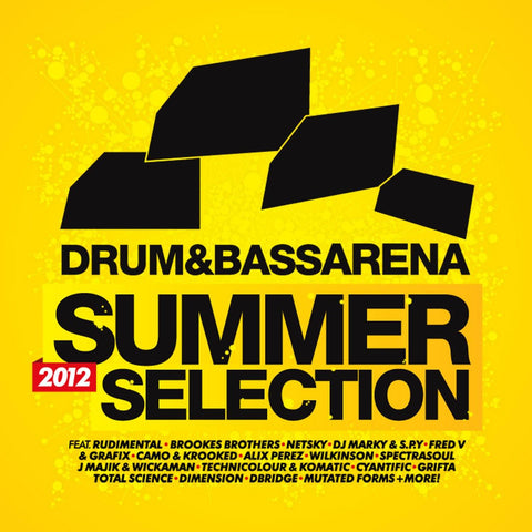 Drum&BassArena Summer Selection 2012