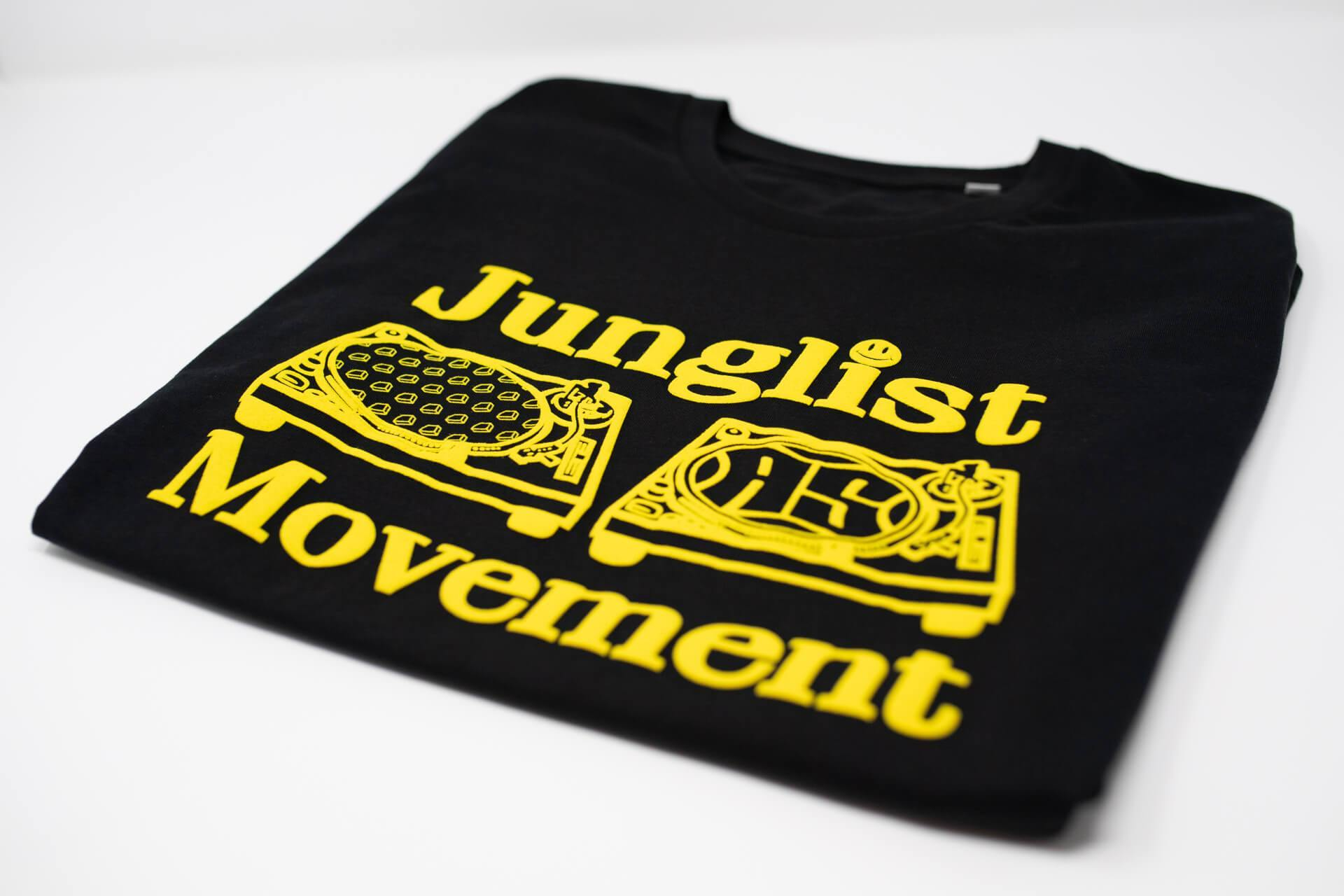 Aerosoul Junglist Movement Official Collaboration (Unisex) - Drum&BassArena