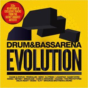 Drum&BassArena Evolution