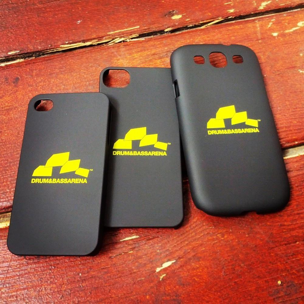Drum&BassArena phone covers