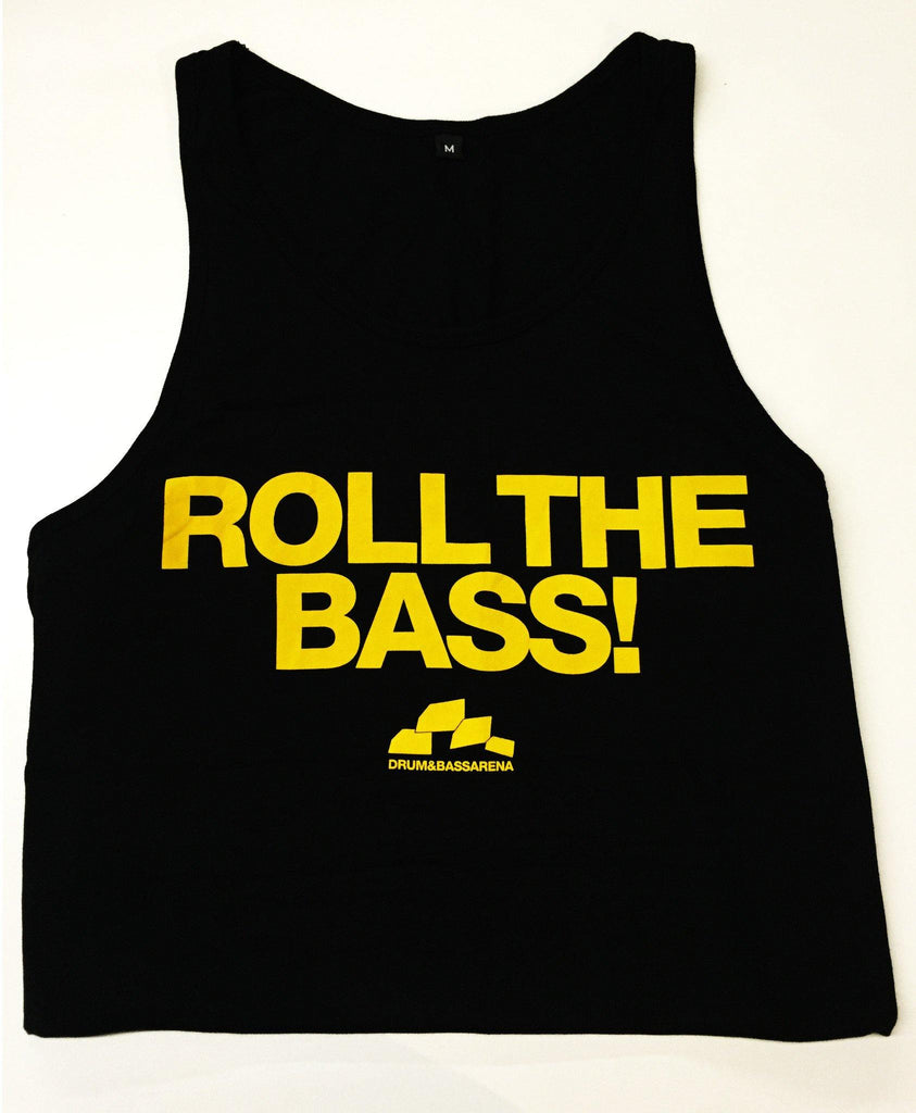 Roll The Bass Vest (Unisex)