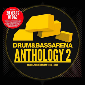 Drum&BassArena Anthology 2 - Drum&BassArena